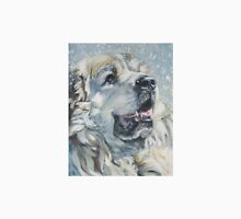 Great Pyrenees  Fine Art Painting Unisex T-Shirt