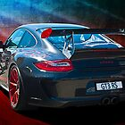 Porsche GT3 RS by Stuart Row