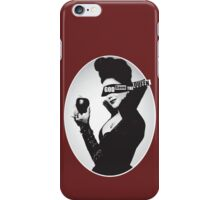 God Save the (Evil) Queen iPhone Case/Skin