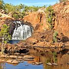 Edith Falls by Bill  Robinson