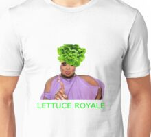 Lettuce royale Unisex T-Shirt