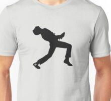Freddie Mercury Silhouette  Unisex T-Shirt