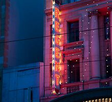 The Regent Theatre, Melbourne by Helen Barnett