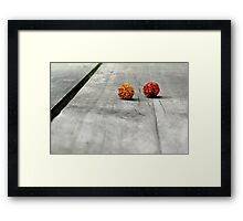 still. life... Framed Print