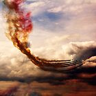 Red Arrows 3 by Epicurian