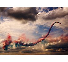 Red Arrows 5 Photographic Print