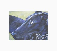 Greyhound Fine Art Painting Unisex T-Shirt