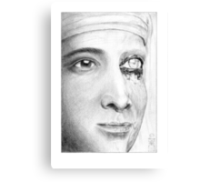 Auibre Hor: His Ka Canvas Print