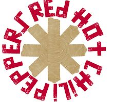 Red Hot Chili Peppers by Sleevezipper