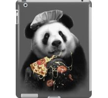 PANDA LOVES PIZZA iPad Case/Skin
