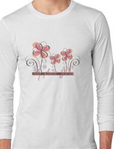 My secret garden Long Sleeve T-Shirt