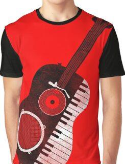 Acoustic Remix Graphic T-Shirt