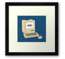 Original 1984 Macintosh Framed Print