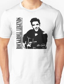 ELVIS PRESLEY - LEGENDS OF ROCK AND ROLL T-Shirt