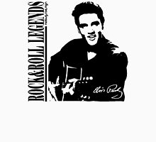 ELVIS PRESLEY - LEGENDS OF ROCK AND ROLL Unisex T-Shirt