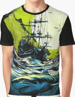 Ancient Seas Graphic T-Shirt