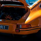 Porsche Cars by Stuart Row
