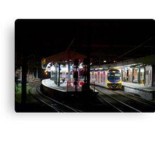 Strathfield Station Canvas Print