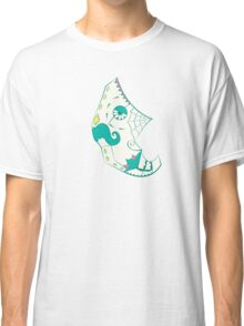 Metapod Pokemuerto | Pokemon & Day of The Dead Mashup Classic T-Shirt