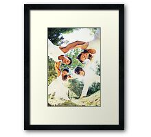 Kundalinin team Framed Print