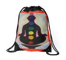 The Lotus Drawstring Bag