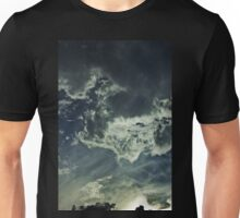 Partly Cloudy V Unisex T-Shirt