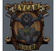 Lycan Brew Photographic Print