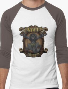 Lycan Brew Men's Baseball ¾ T-Shirt