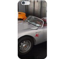 Classic Spyder Sportscar, New York City iPhone Case/Skin