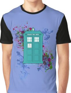 Where Would You Like to Start? - Doctor Who Graphic T-Shirt