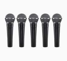 5 MICS by SOL  SKETCHES™