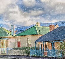 Homes of Battery Point by JohnKarmouche