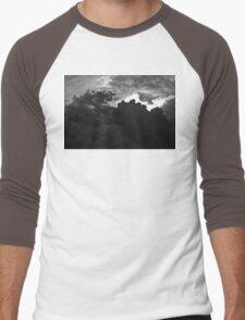 Partly Cloudy VI Men's Baseball ¾ T-Shirt