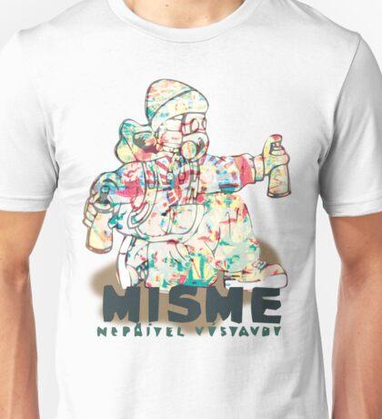 Universal Psychedelic Spray Boy Unisex T-Shirt