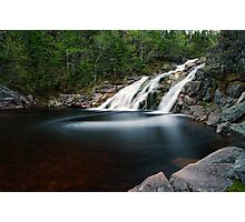 Mary Ann Falls, Cape Breton, Nova Scotia Photographic Print