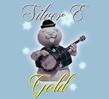 Silver & Gold  Unisex T-Shirt