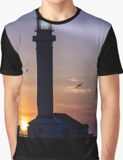 Point Arena Lighthouse Graphic T-Shirt