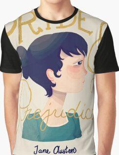 Pride and Prejudice Graphic T-Shirt
