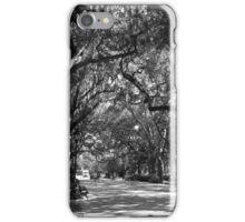 B&W Trees  iPhone Case/Skin