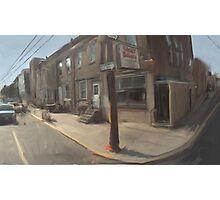 Cacia's Bakery Philadelphia Photographic Print