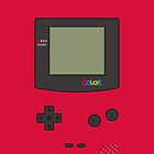 Gameboy Color iPhone/iPad Case ! (Berry) by Venum Spotah
