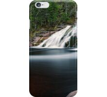 Mary Ann Falls, Cape Breton, Nova Scotia iPhone Case/Skin