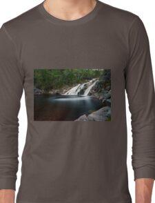 Mary Ann Falls, Cape Breton, Nova Scotia Long Sleeve T-Shirt