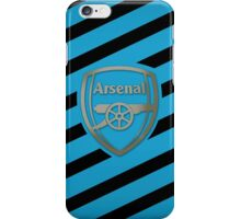 ARSENAL BLUE iPhone Case/Skin