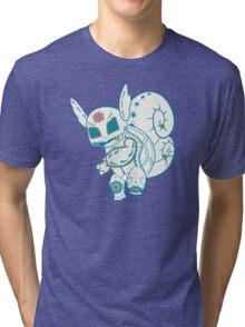 Wartortle Pokemuerto Tri-blend T-Shirt