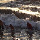 A Wave is Coming - Viene una Ola by PtoVallartaMex