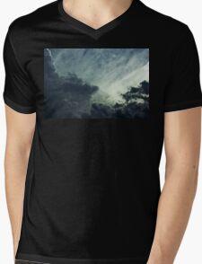Partly Cloudy VIII Mens V-Neck T-Shirt