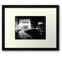 Lux - X7 Framed Print