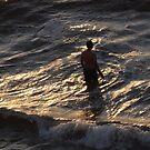 Enjoying the Surf - Disfrutando el Oleaje - Hora Feliz by PtoVallartaMex