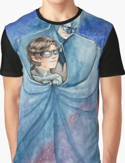 Cold night in Gotham... Graphic T-Shirt